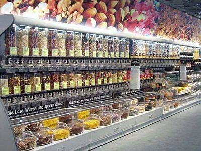 Come aprire un negozio di prodotti sfusi