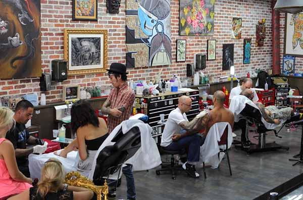 Come aprire un negozio di tatuaggi