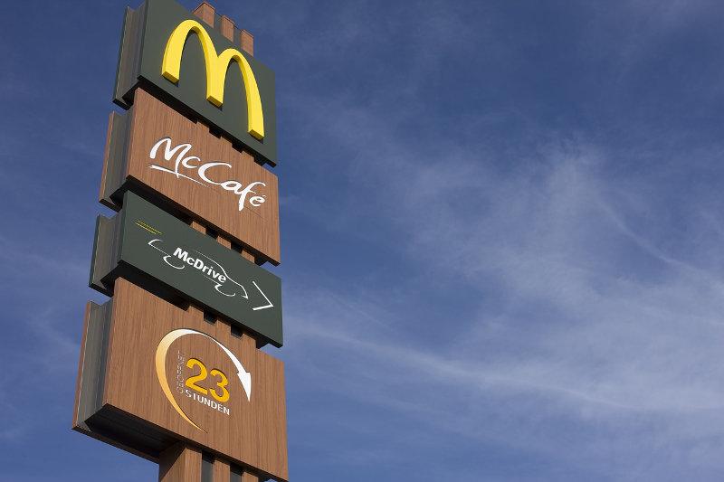 Aprire un McDonalds