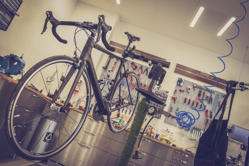 Come aprire un negozio di biciclette