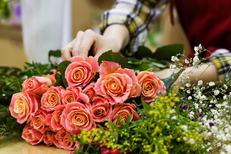 Aprire un negozio di fiori