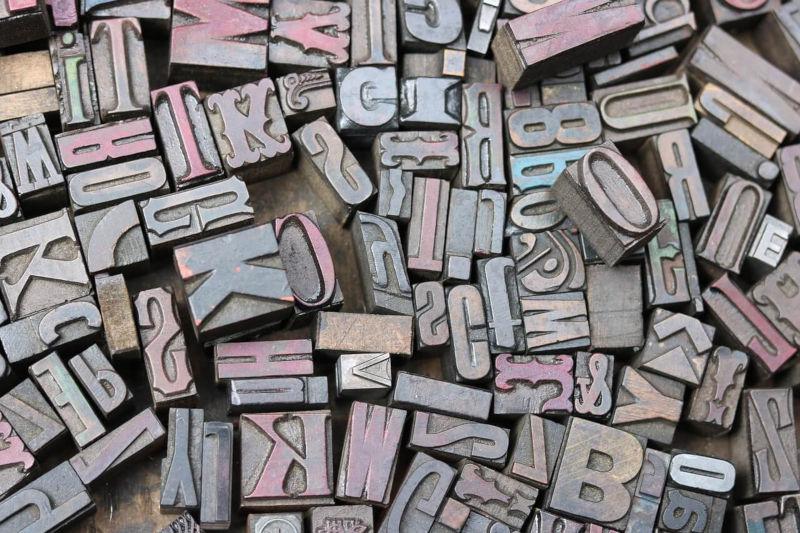 Aprire una tipografia