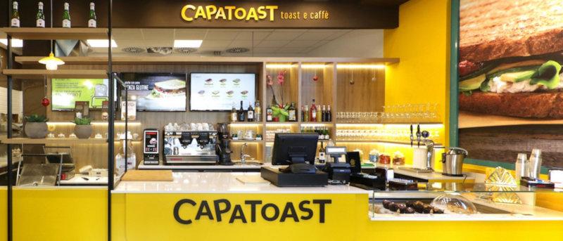 Aprire Capatoast