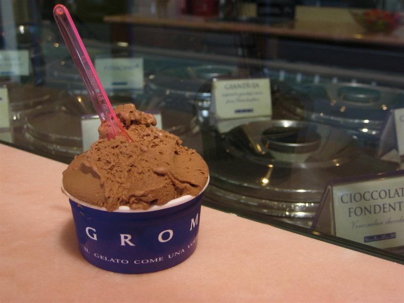 Aprire una gelateria Grom