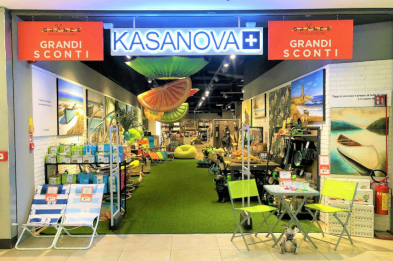 Kasanova in Franchising