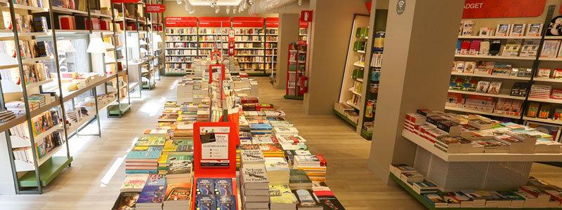Libreria Mondadori in Franchising