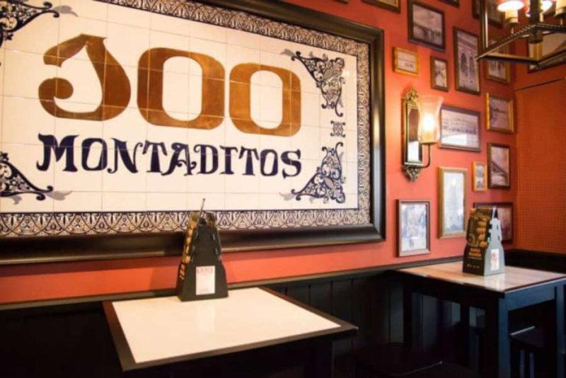 100 Montaditos Franchising