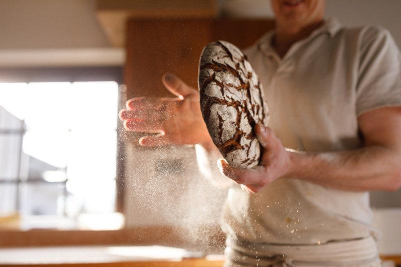 aprire un forno