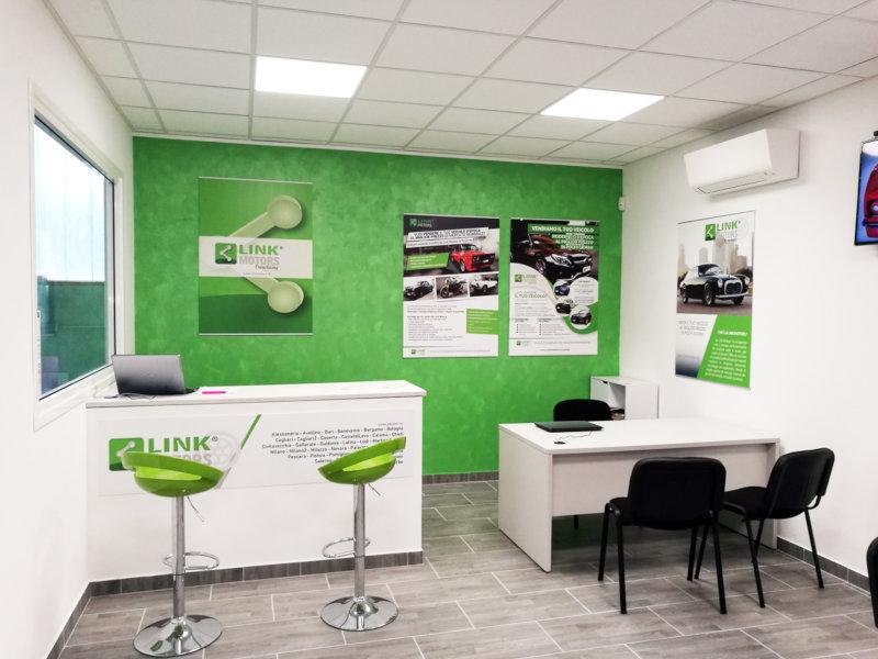 Aprire Link Motors Franchising