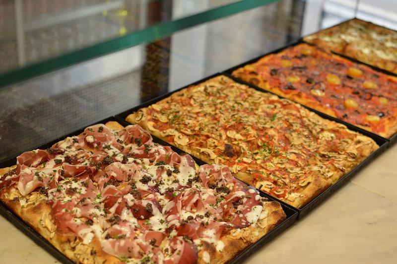 Aprire una pizzeria al taglio
